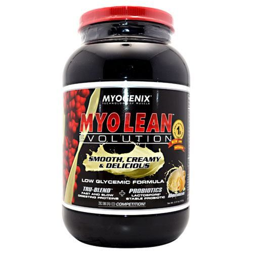 Myogenix Myo Lean Evolution Banana - 2.31 lbs