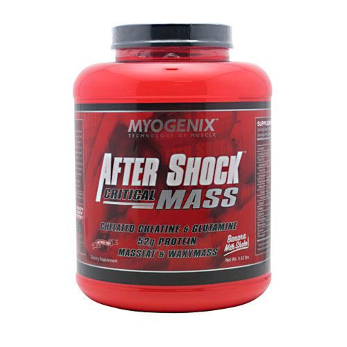 AfterShock Critical Mass
