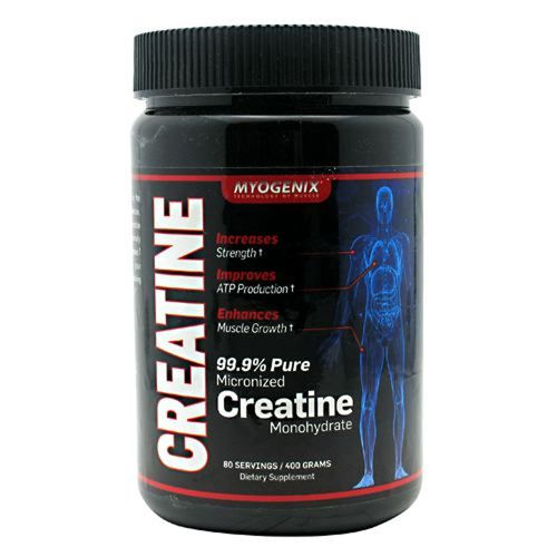 Myogenix Creatine Monohydrate  - 400 g