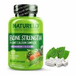 NATURELO Bone Strength Plant Based Calcium Complex