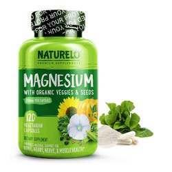 NATURELO Magnesium Glycinate Chelate