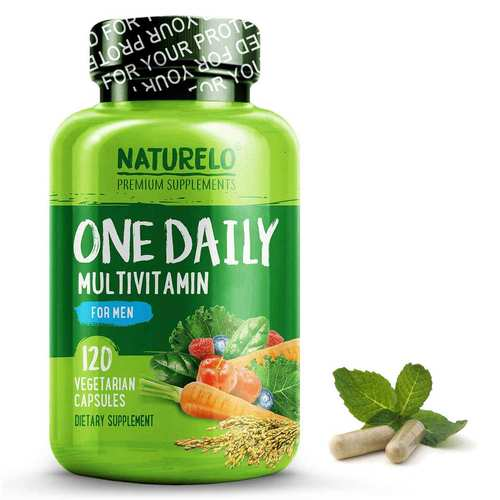 One Daily Multivitamin for Men