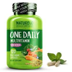 NATURELO One Daily Multivitamin for Women