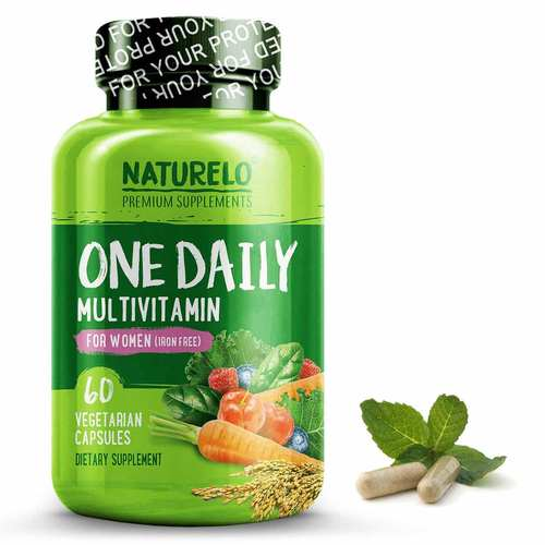 One Daily Multivitamin for Women Iron Free