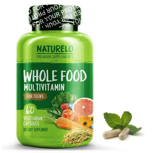 Whole Food Multivitamin for Teens