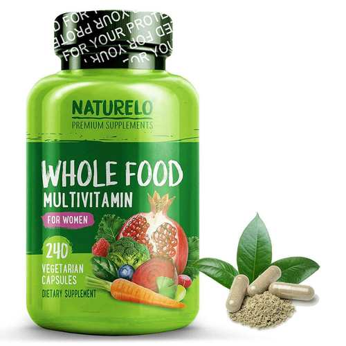 Whole Food Multivitamin for Women