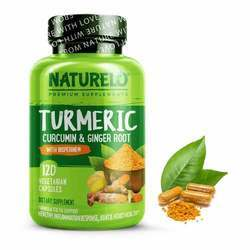 NATURELO Turmeric Ginger Extract