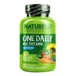 NATURELO One Daily Multivitamin for Men 50+