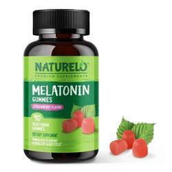 NATURELO Melatonin Gummies