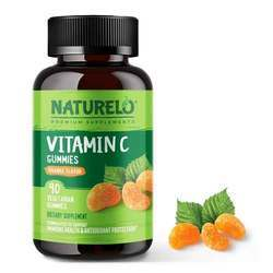 NATURELO Vitamin C Gummies
