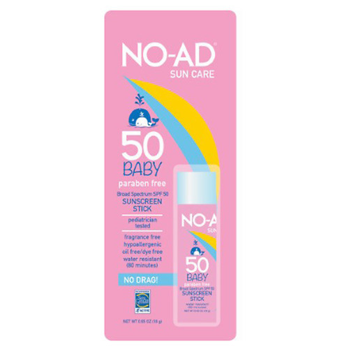 Baby Sunscreen Stick SPF 50