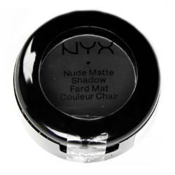 NYX Nude Matte Shadow