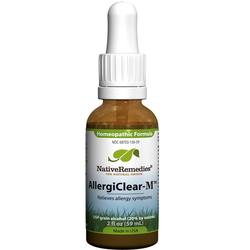 Native Remedies AllergiClear-M