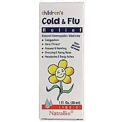 Natra-Bio Children's Cold and Flu