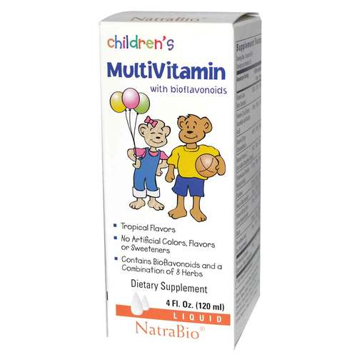 Children's Multivitamin Liquid