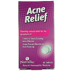 Natra-Bio Acne Relief