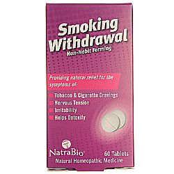 Natra-Bio Smoking Withdrawal