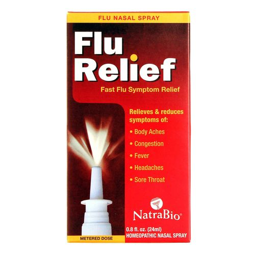 Flu Relief Nasal Spray