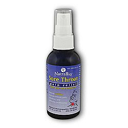 Natra-Bio Sore Throat Spray
