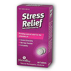 Natra-Bio Stress Relief