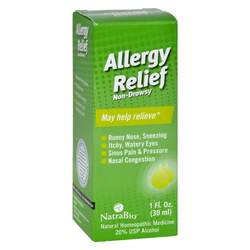 Natra-Bio Allergy Relief