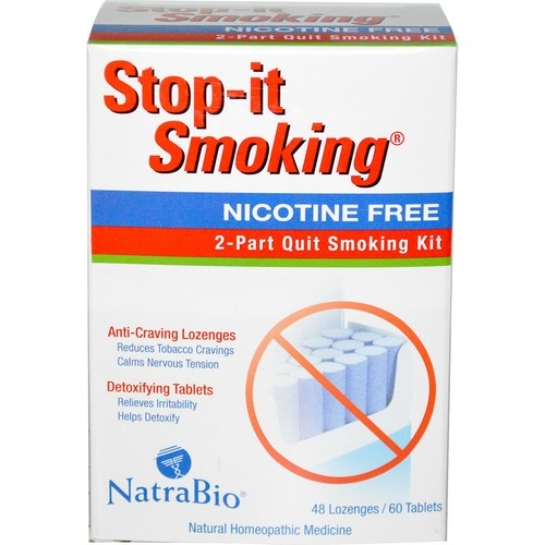 Stop-it Smoking Kit