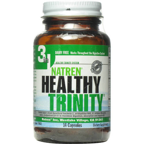 Natren 14 Day Healthy Trinity  - 14 Capsules - 29303_a.jpg