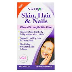 Natrol Skin, Hair & Nails