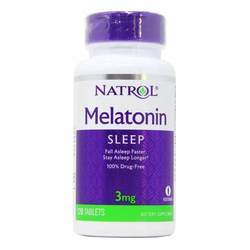 Natrol Melatonin 3 mg