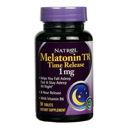 Melatonin TR Time Release 1 mg