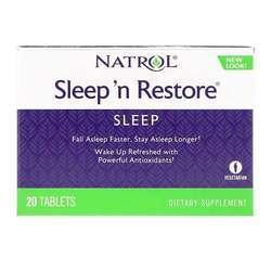 Natrol Sleep 'N Restore