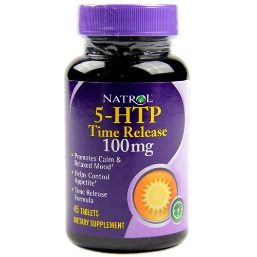 5-HTP Time Release 100 mg
