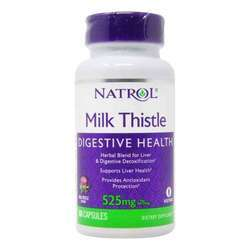 Natrol Milk Thistle Advantage