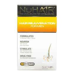 Natrol NuHair Hair Rejuvenation for Men