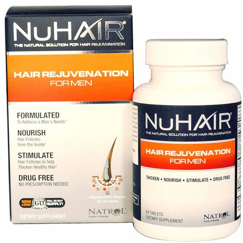 NuHair Hair Rejuvenation