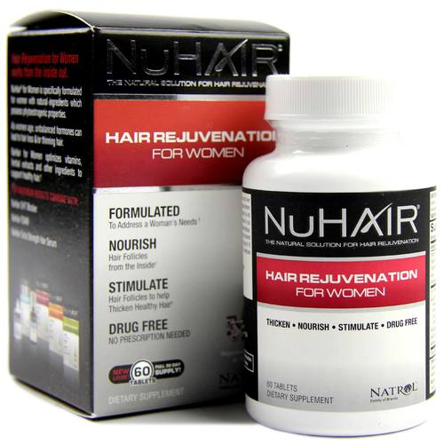 NuHair Rejuvenation for Women