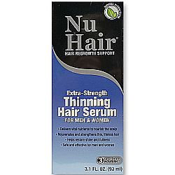 Natrol NuHair Thinning Hair Serum