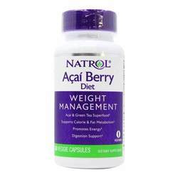 Natrol Acai Berry Diet