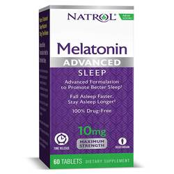 Natrol Melatonin Advanced Sleep