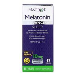 Natrol Melatonin Advanced Sleep 10 mg