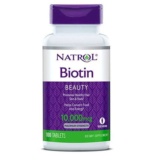 Biotin Maximum Strength