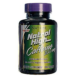 Natrol High Caffeine