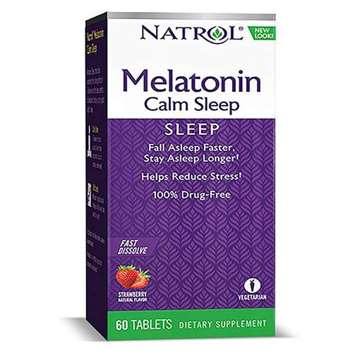 Advanced Melatonin Calm Sleep