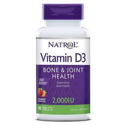 Natrol Vitamin D3