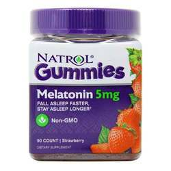 Natrol Melatonin Gummies 5 mg