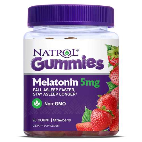 Melatonin Gummies 5 mg