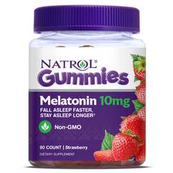 Natrol Melatonin Gummies 10 mg