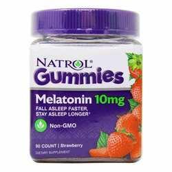 Natrol Melatonin Gummies 10 mg