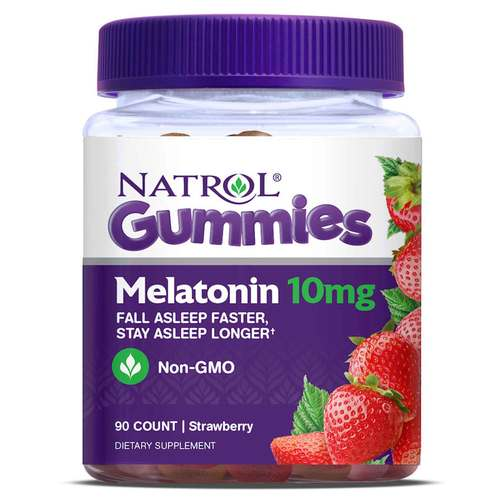 Melatonin Gummies 10 mg