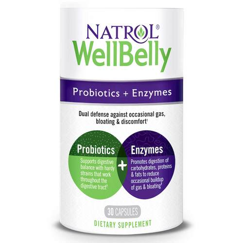 WellBelly - Probiotics + Enzymes